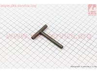 Ключ для регулировки клапанов универсальный тройной, 3,0; 3,5; 4,0мм [Китай]