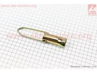 Ключ свечной для 2Т - 21mm (c поворотной рукояткой) [Китай]