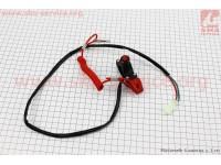 Аварийный выключатель двигателя (универсальный, подвесной) с чекой тросовой [Китай]