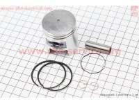 Поршень, кольца, палец к-кт Honda TACT (SA50) 41мм +0,50 (палец 10мм) [Китай]