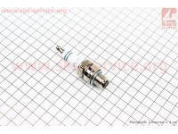 Свеча (скутер 2-х такт.) E6TC (круглый боковой электрод) [Китай]