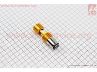 Лампа фары диодная BA20D - LED-3 [CYT]