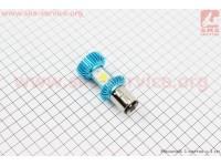 Лампа фары диодная BA20D - LED-2 [CYT]