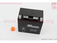 Аккумулятор 14Аh YTX14-BS(гелевый) 150/85/145мм, 2018 [Mototech]