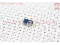 Фильтр топливный без магнита квадратный [Китай]