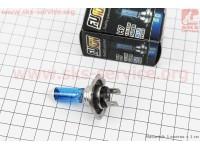 Лампа фары галоген H7 12V 55W PX26D Super White [FUSION]