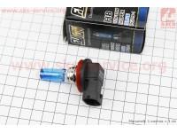 Лампа фары галоген H8 12V 35W Super White [FUSION]