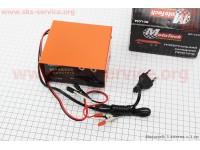 Зарядное устройство для АКБ 6V/12V стационарное [Mototech]