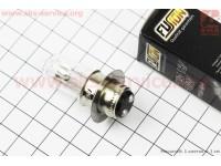 Лампа фары P15D-25-1 12V 18/18W [FUSION]