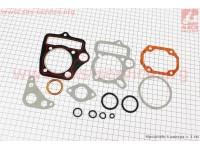 Прокладки поршневой к-кт 110cc  Active  [Formula]