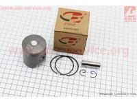 Поршень, кольца, палец к-кт Honda DIO ZX65 44мм STD (палец 12мм) [B-cycle]