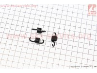 Пружина вариатора к-кт 3шт Suzuki AD50 - 1500об/мин [Mototech]