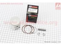 Поршень, кольца, палец к-кт Honda TACT65 44мм +1,00 (палец 10мм) [Mototech]