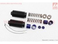 Ремонтный комплект передней вилки Yamaha SA-12 - 12 деталей  [SALO]