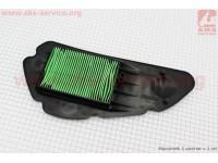 Фильтр-элемент воздушный (пластик)  Honda SH150 [Китай]