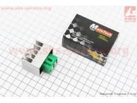 Реле регулятор напряжения Yamaha JOG (контакты квадрат) [Mototech]