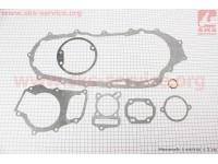 Прокладки двигателя к-кт Honda  SPACY CH100 [Китай]