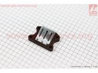 Клапан лепестковый карбюратора Honda DIO50 [Mototech]