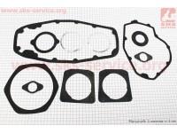 Прокладки двигателя к-кт 10шт МТ, паронит+алюминий [Китай]