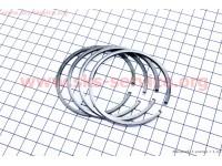 Кольца поршневые к-кт 4шт Юпитер, Муравей 1р. 62,25мм [Китай]