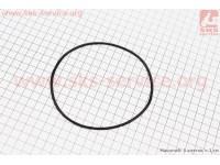 Кольцо резиновое крышки коленвала Юпитер [Китай]