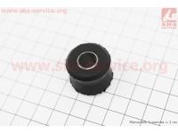 Сайлентблок амортизатора с втулкой (10x25x20) [Китай]