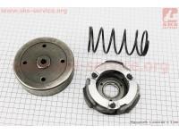 Сцепление заднего вариатора + колокол + ружина торкдрайвера к-кт Suzuki AD100 [Китай]