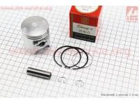 Поршень, кольца, палец к-кт Honda LEAD90 48мм STD красная коробка (палец 12мм) [SEE]