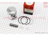 Поршень, кольца, палец к-кт Honda LEAD90 48мм +0,50 красная коробка (палец 12мм) [SEE]