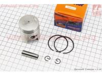 Поршень, кольца, палец к-кт Honda NH50 + 0,25 (палец 10мм) [GXmotor]
