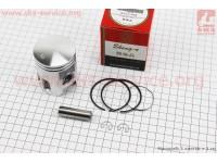 Поршень, кольца, палец к-кт Yamaha AXIS-90 50мм +0,50 красная коробка (палец 12мм) [SEE]