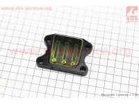 Клапан лепестковый карбюратора Honda DIO50, пластик [TMMP]