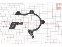 Прокладка картера - Suzuki LET'S (паронит) [SALO]
