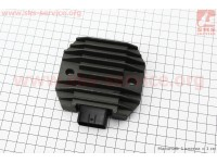 Реле регулятор напряжения Yamaha X-MAX, T-MAX, 6 контактов [Китай]