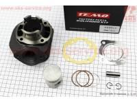 Цилиндр к-кт (цпг) Honda DIO ZX/AF34 50cc-40мм (палец 12мм) Тайвань (AF35  DIO ZX; AF48 LEAD) [TEMO]