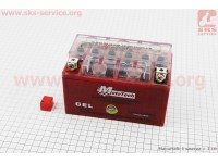 Аккумулятор 7Аh (гелевый, оранж) 150/85/95мм, 2019 [Mototech]