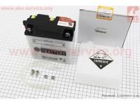 Аккумулятор 6V 11Аh 6N11A-3A кислотный (L120*W60*H130 mm), 2019, (завод OUTDO) [VLAND]