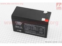 Аккумулятор OT9-12 - 12V9Ah (L151*W65*H94mm) для ИБП, игрушек и др., 2020 [OUTDO]