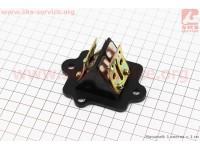 Клапан лепестковый карбюратора Suzuki Lets [JWBP]
