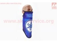"""Маска лица пылезащитная """"YAMAHA"""", с синим рисунком, GE-70 [Китай]"""