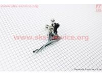 Перекидка цепи передняя с нижней тягой, крепл. 28,6мм, под шатун 42T, FD-TY 10 [SHIMANO]
