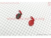 Тормозные колодки диск. тормоз к-кт (Magura marta 2009, Louise 2007, Julie HP), YL-1006 [Andson]