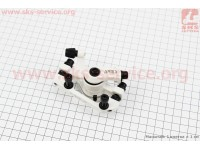 Тормозной суппорт задний (адаптер F180/R160мм), белый MDA08 [ARES]
