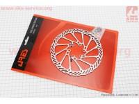 Тормозной диск 160мм, под 6 болтов, SL16 [ARES]