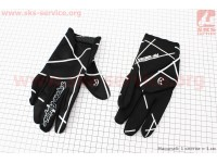 "Перчатки XL-черно-белые ""Troy Lee Designs"" [Китай]"