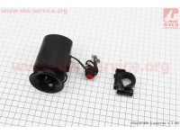 Звонок электронный 6 мелодий, черный SB-205 [Китай]