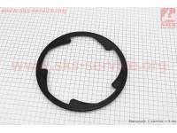 Защита шатуна на 5 отверстий 48Т, пластмассовая, черная BL 01 [Китай]