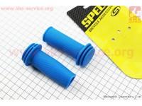 Ручки руля детские 85мм, синие SBG-688 [SPELLI]