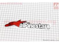 "Наклейка ""Alpinestar"" 195х50мм [Китай]"
