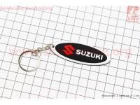 "Брелок ""SUZUKI"", резиновый 70х25мм [Китай]"